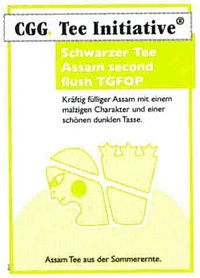 Assam TGFOP Tee-Initiative®,  schwarzer Tee