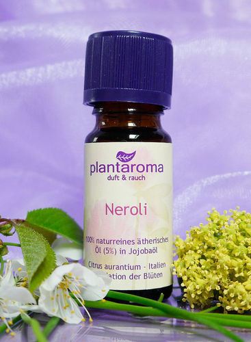 Neroli 5% in Jojoba (äth. Öl), 10ml